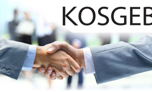 KOSGEB, KOBİ-GEL maliyetlerinizi düşürme olanağı veriyor