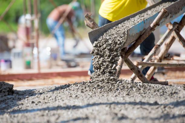 Çimento, agrega, sıva ve beton yardımcı ürünleri