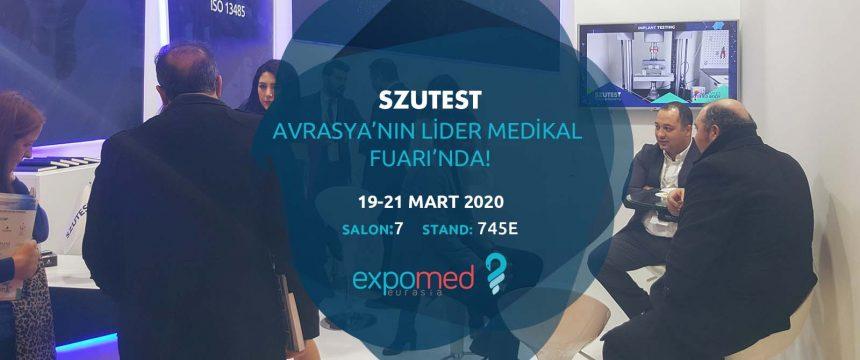 Expomed Szutest 2020 Web Banner